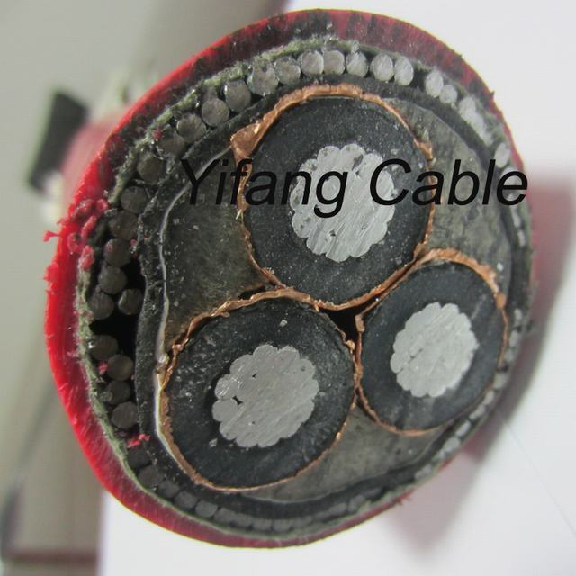 Mv Power Cable 3X240mm2