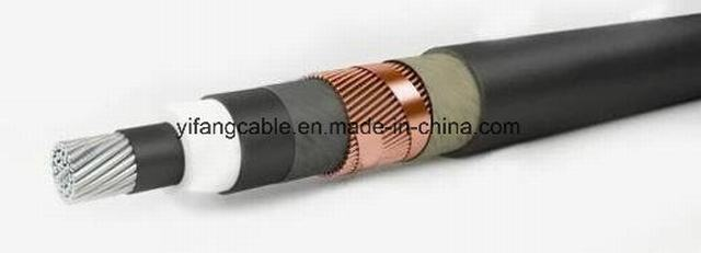 Na2xs (F) 2y 18 / 30kv 1X240/25sqmm Price High Voltage Power Cable