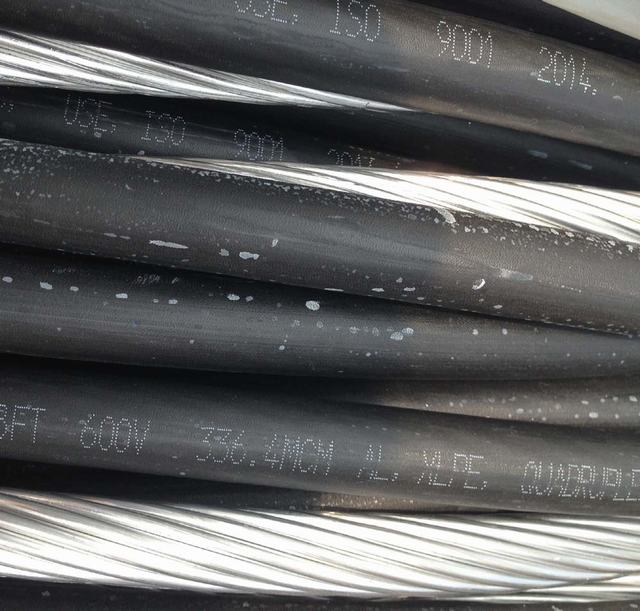 PE Insulated Aerial Bunched Cable (ABC 3*16+16MM)