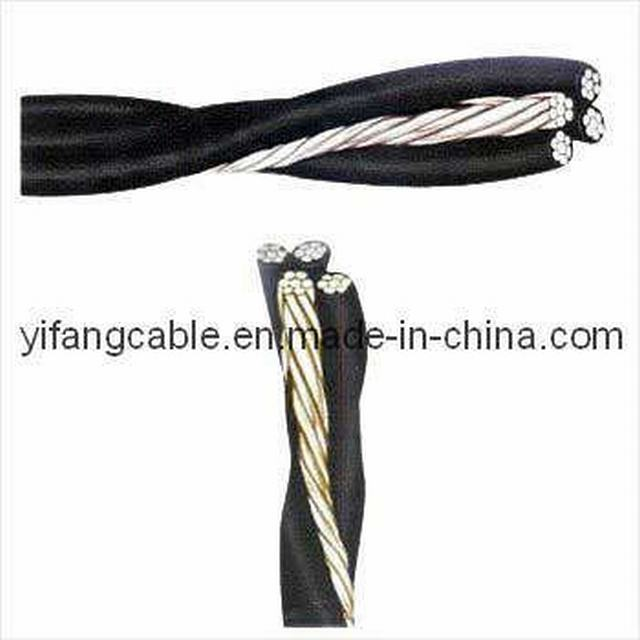 PE Insulated Aerial Bunched Cables