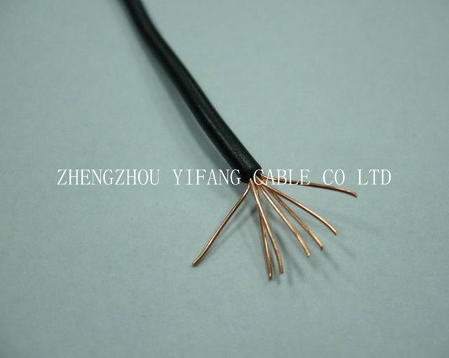 PVC Insulated Electric Wire, 3 Core Copper Wire