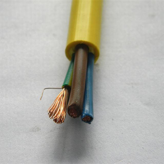 PVC Insulated and Jacket Flexible Cable IEC 60227 1.5mm2, 10mm2, 16mm2