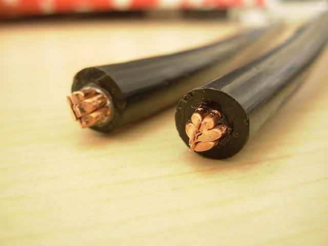 PVDF/Hmwpe Insulated Cathodic Protection Cable