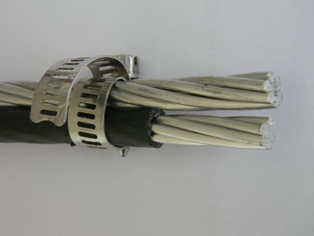 Secondary Urd Duplex 600V Aluminum Conductor Xlp Insulation