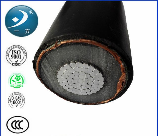 Single Core630mm 500mm2 XLPE Cable