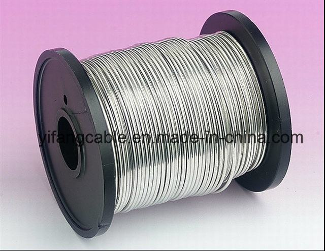 Solid Tinned Copper Wire for Overhead Line and Grounding ASTM Standard