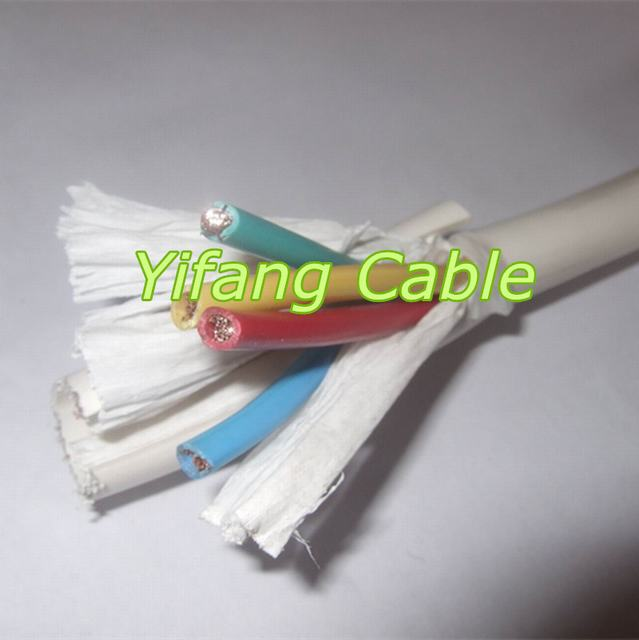 Solid and Stranded Copper PVC Cable