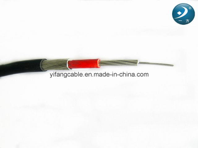 Split Concentric Cable 16mm2 10mm2 Aluminium Conductor