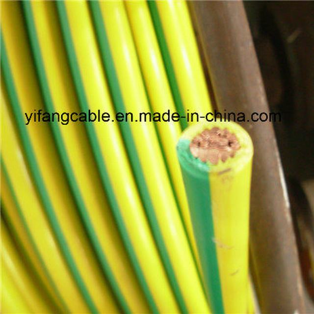 Stranded Copper PVC Insulation Electric Wire