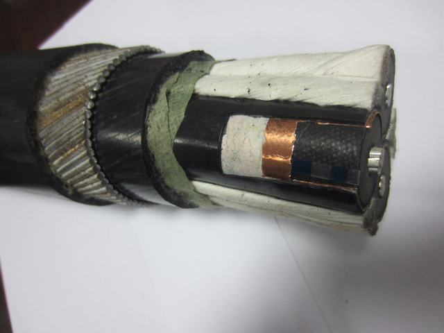 Submarine Cable 2xs (FL) 2yraa RM 19/33 (36) Kv Water Blocking