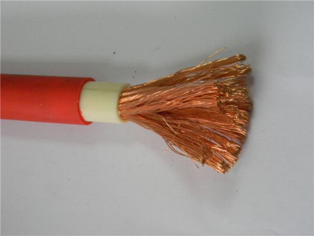 Super Flexible Rubber 25mm2 35mm2 50mm2 Copper Welding Cable