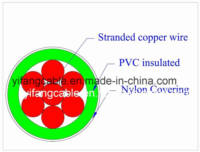 Thhn/Thwn, Thw, Nylon Covering Cable