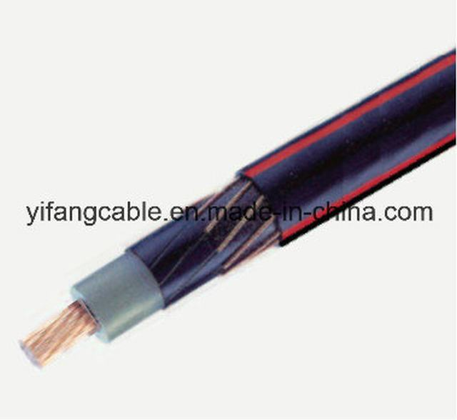Trxlpe 15kv Urd Concentric Neutral Cable LLDPE Jacket