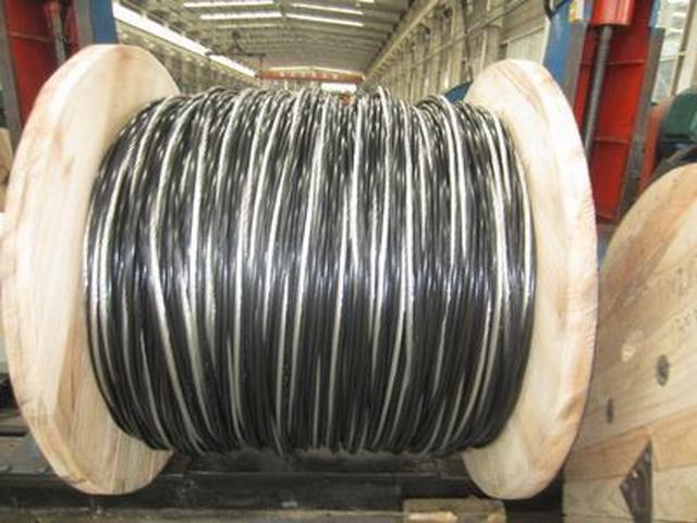 XLPE or PE Insulated Aerial Bundled Cables