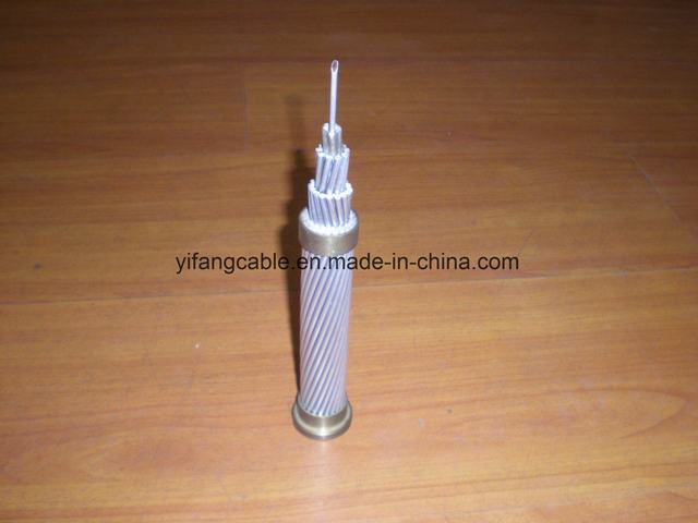 Zinc-Coated Grade of Steel Strand Wire /Guy Wire