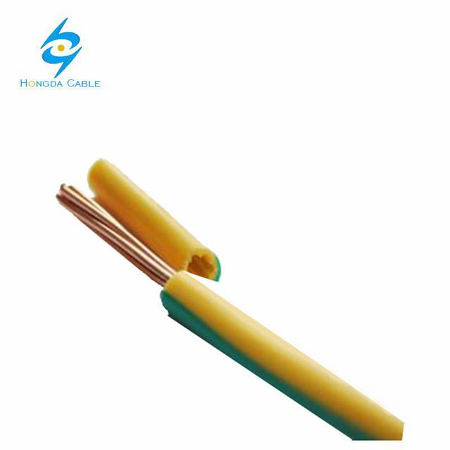 1.5 2.5mm2 4sqmm H07V-R 450/750V House Building Electric Wire Cable