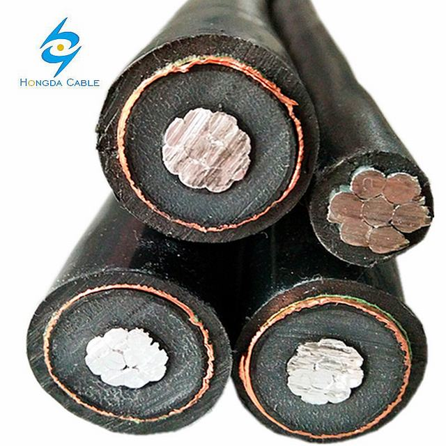 11kv Aerial Bunched Cable Medium Voltage ABC Cable