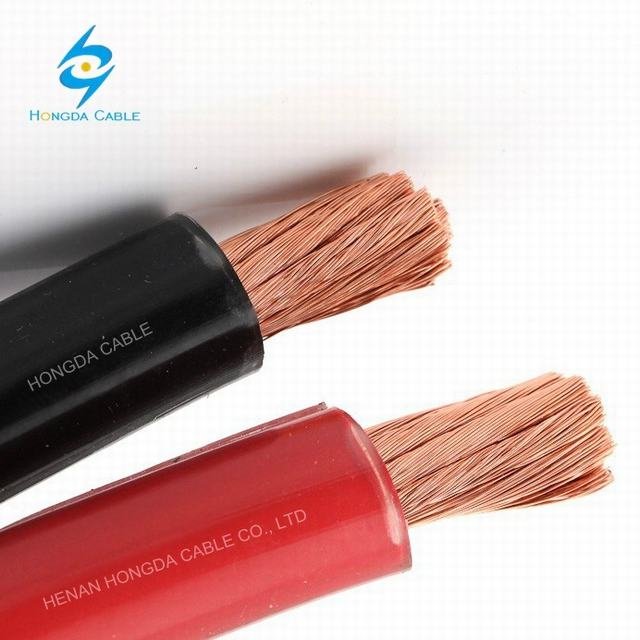 2/0 Sgt SAE J-1127 PVC Battery Cable for Automotive