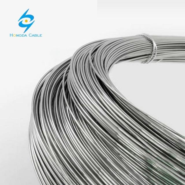3.68mm Extra High Tensile Zinc-Coated Galvanised Steel Core Wire