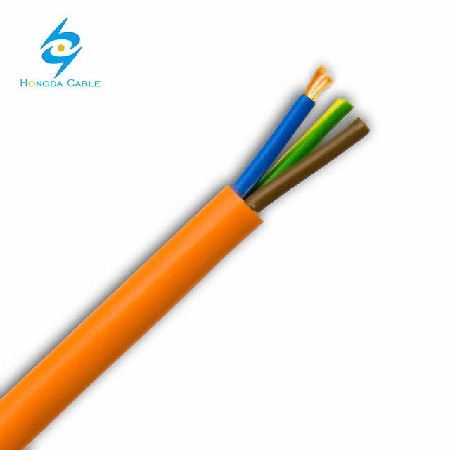 300 – 500 Volts – Flexible Copper Conductor PVC Insulated and Sheathed H05VV-F Cable