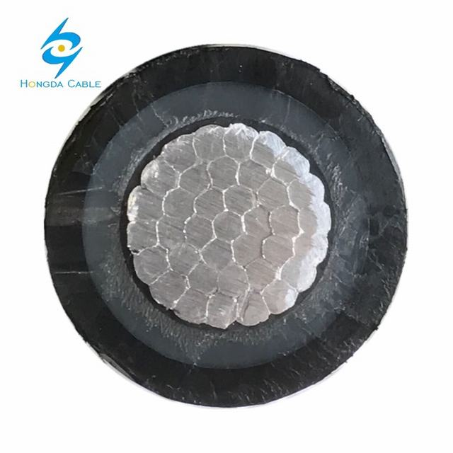 33kv 35kv Insulated Cable Sac Al/XLPE/XLPE 1cx185mm2 Spaced Aerial Cable