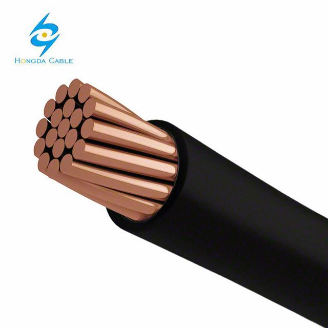 4/0 AWG Electrical Wire Stranded Copper Electrical Wire
