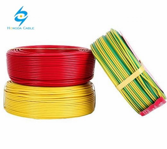 450/750 PVC Insulated Copper Wire Civil Wire CV (H2H1)