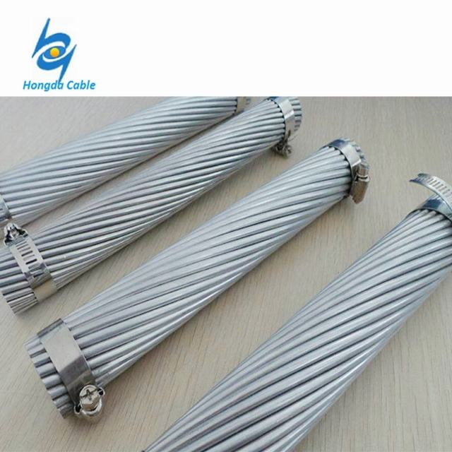 50mm2 70mm2 Aluminum Conductor Bare Cable Overhead AAC, AAAC, ACSR