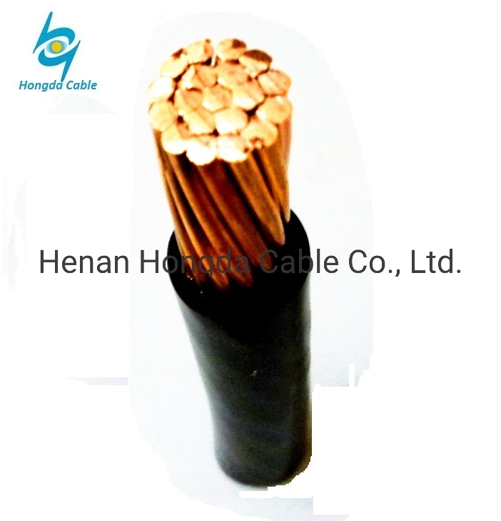 600V 14 12 10 8 6 AWG Copper Conductor PVC Insulated Thw Tw Electric Wire