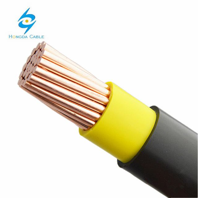 6181xy PVC Cable 600 1000V Surface Wiring Cable 120mm2