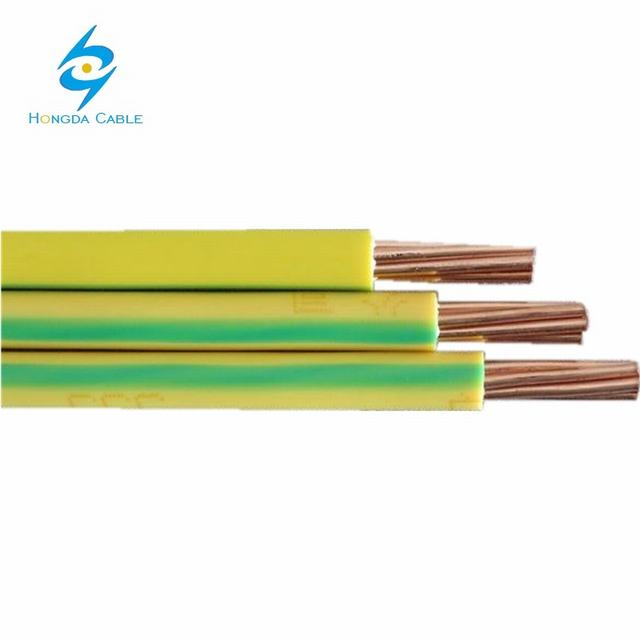 750mcm Stranded Copper Thw/Tw Wire Electric Cable