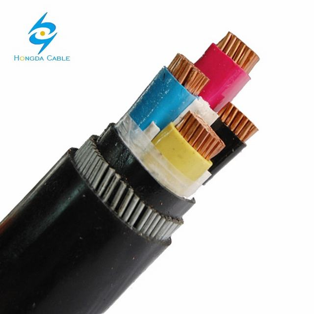 A2xfy/2xfy-A2xwy/2xwy-3.5 Core Galvanised Steel Strip Power Cable