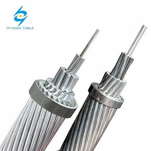 AAC Overhead Stranded Conductor All Aluminum Conductor with Standard IEC 61089