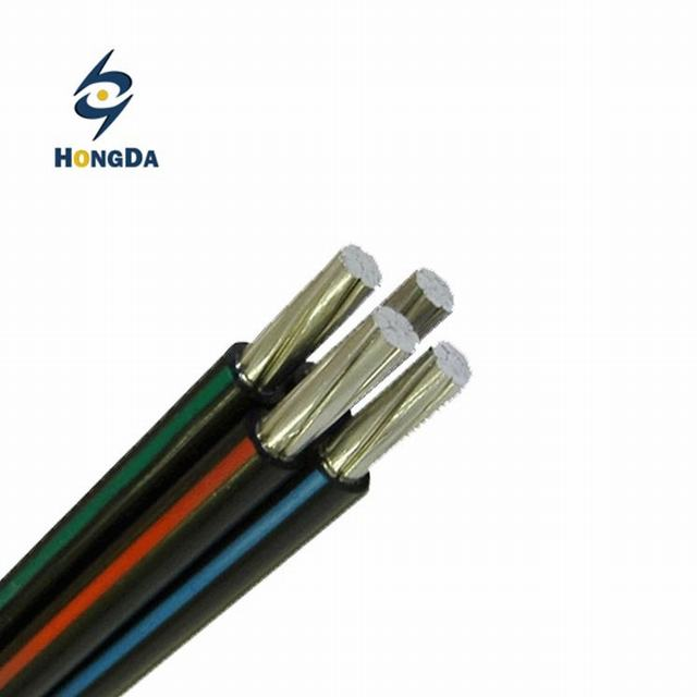 ABC Cable Malaysia 4X35 4X50 4 Core Aluminum Line Overhead Power Cable