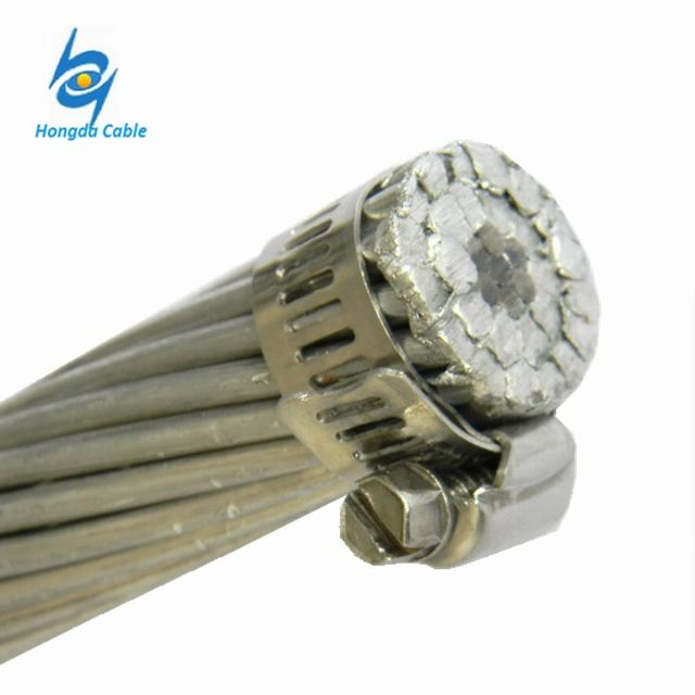 Aluminium Conductor Steel Reinforced, Overhead Bare ACSR Conductors with ASTM BS IEC Standard.