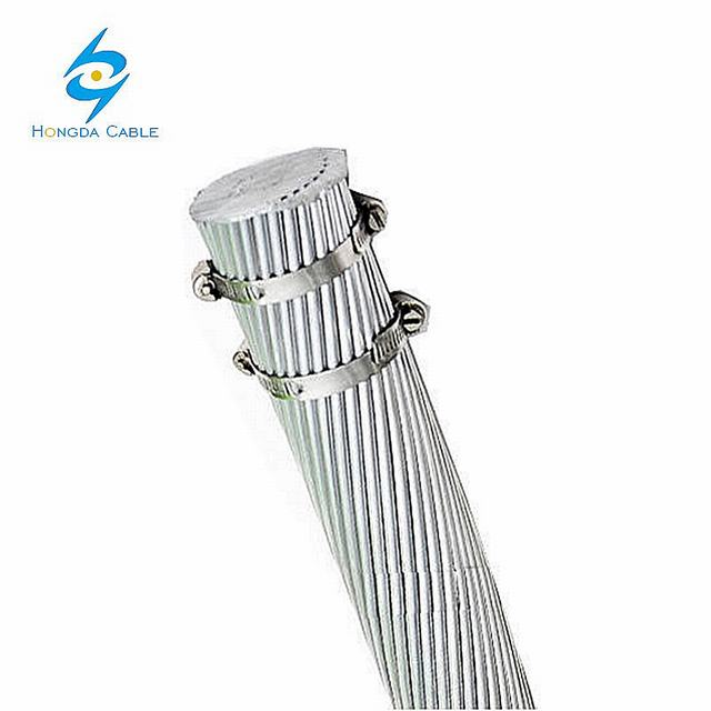 Aluminum Alloy Overhead Power Cable Bare Copper AAC ACSR AAAC Conductor