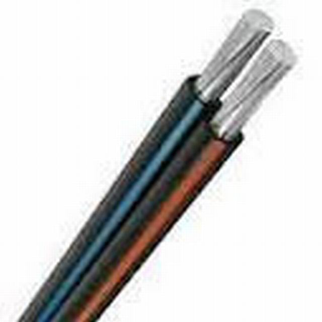 Aluminum Cable 2X16mm ABC Power Cable for Overhead Construction