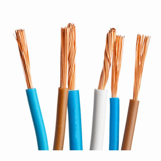 China Manufacturer 1.5mm PVC Insulated Electrical Cable Price 2.5mm Electrical Cable Copper Wire Ningbo/Shanghai Port