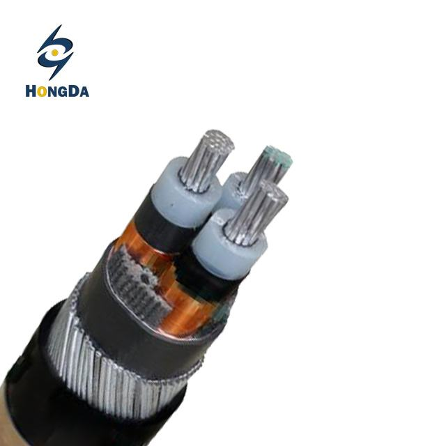 Construction Application and Aluminum Conductor Material Aluminum Power Cable