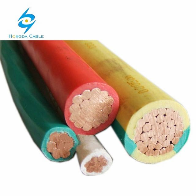 Cooper / Aluminum Conductor Electric Cable Wire