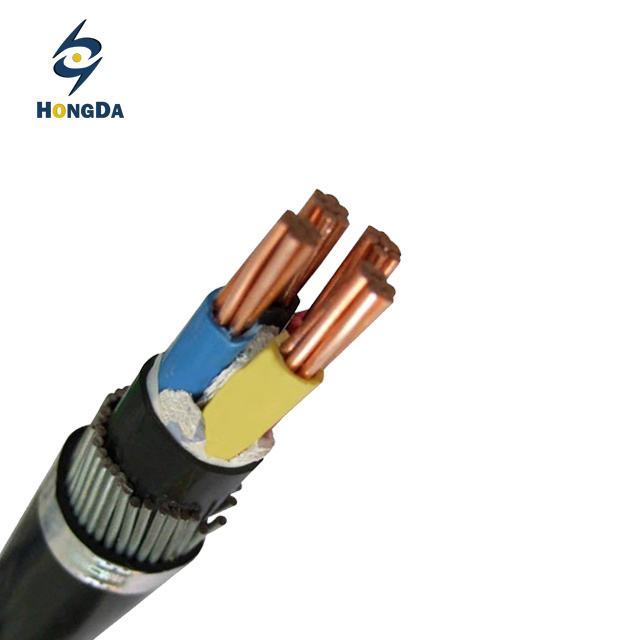 Copper Conductor Material 35mm XLPE Power Cable Earth Grounding Cable