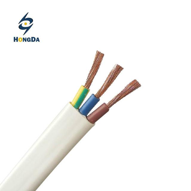 Copper Conductor Material and PVC Jacket AC Cables 3 Core