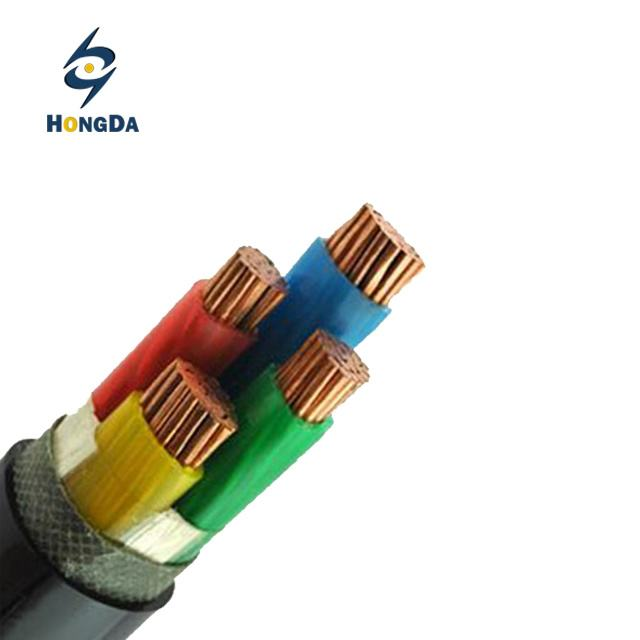 Copper Conductor Material and Underground Application Electrical Power Cable