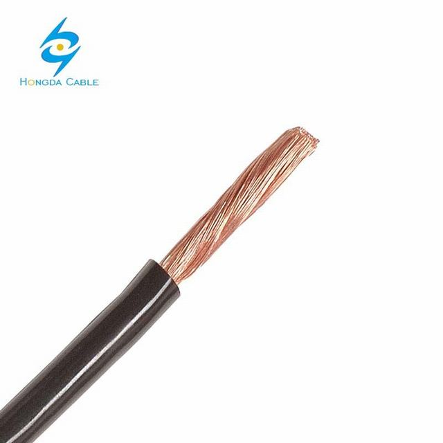 Customized 2.5mm Electric Cable PVC Coated Wire