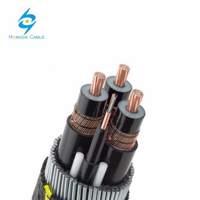 European Type Mv Power Cable: N2xsey 3X25mm2, 50mm2, 70mm2, 95mm2, 240mm2