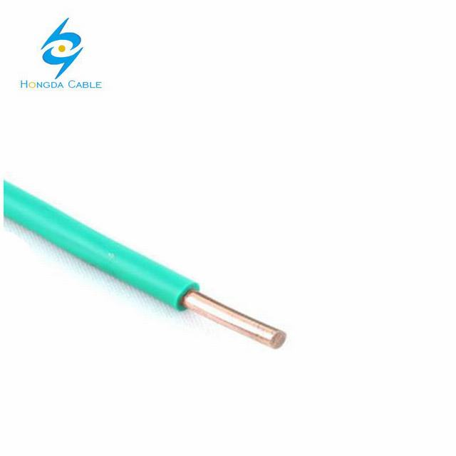Factory Supply 4mm Electrical Wire Cable HS Code