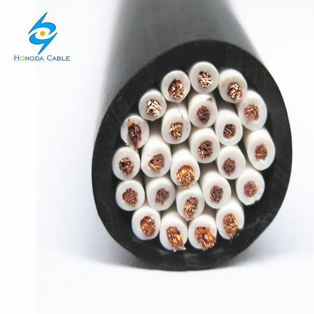 Flexible Copper Control Cable Kvvr Control Cable