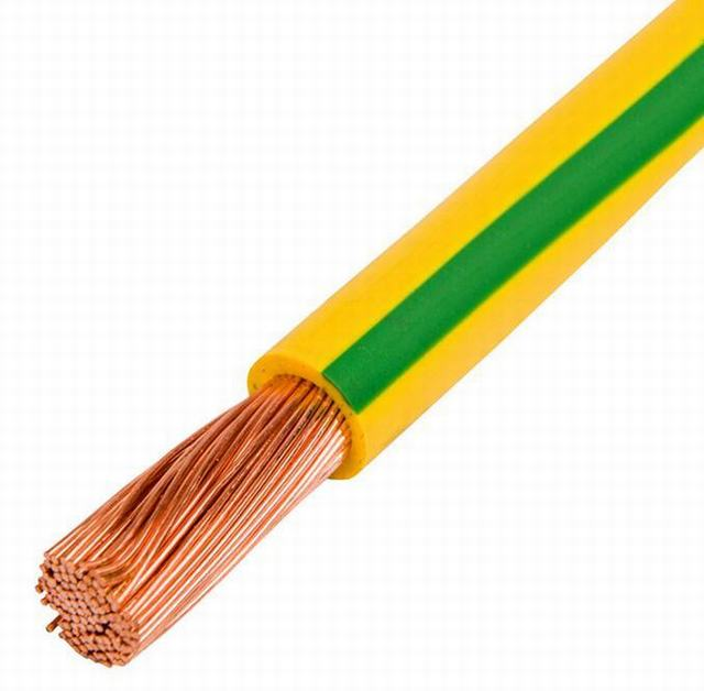 H07V-U, H07V-R, H07V-K, 450/750V Copper Conductor PVC Insulated Electric Wire
