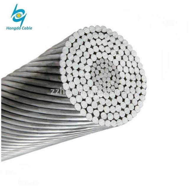 High Conductive Bare AAAC Aluminum Alloy Greelely Conductor