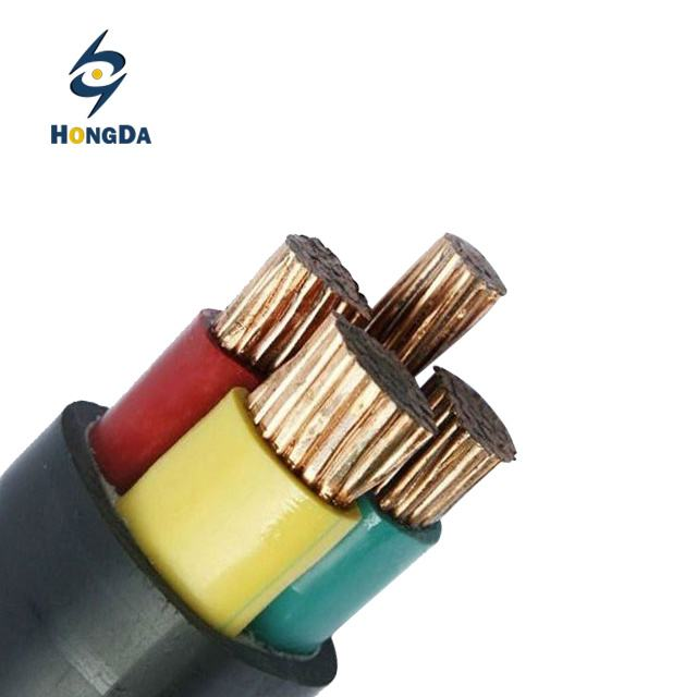 IEC BS Standard 240mm XLPE 4 Core Armoured Cable From Henan